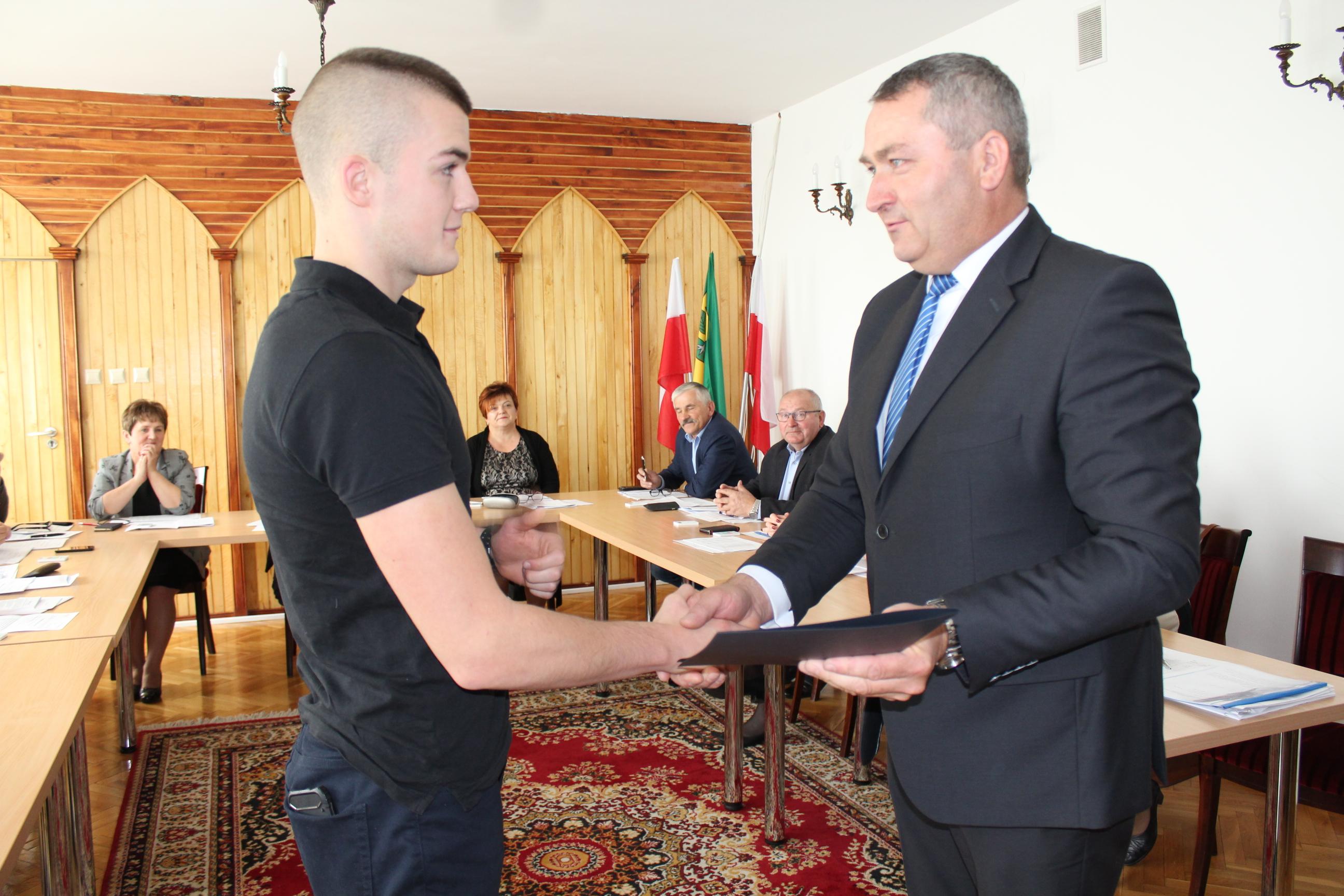 Photo of Gmina Grabica wspiera zdolnych sportowców!