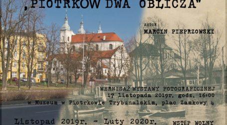 """""""Piotrków dwa oblicza"""" miasto kiedyś i dziś – wystawa Marcina Pieprzowskiego"""