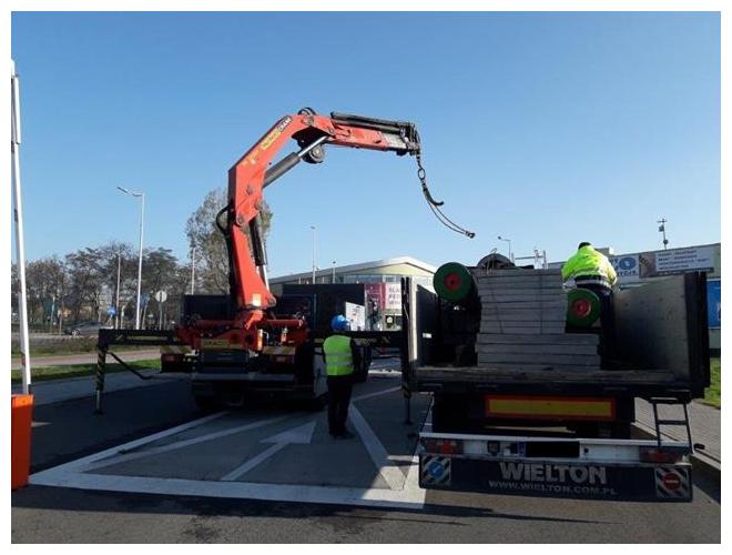 Photo of Kolejne przeciążone ciężarówki w Piotrkowie. ITD nałożyło kary po 25 tysięcy złotych