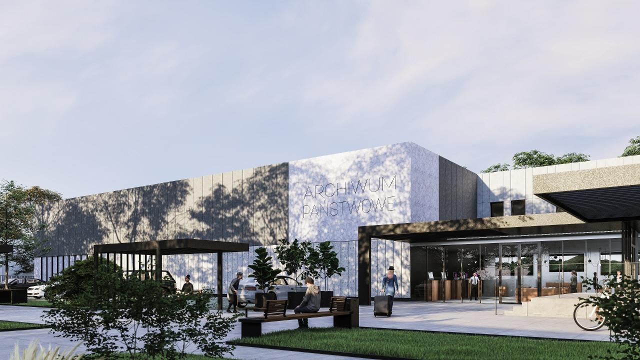 Photo of Zobacz jak będzie wyglądać siedziba Archiwum Państwowego w Piotrkowie
