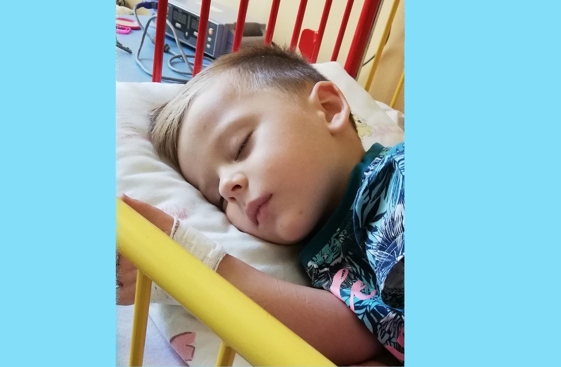 Photo of Pomóż Krystianowi pokonać raka