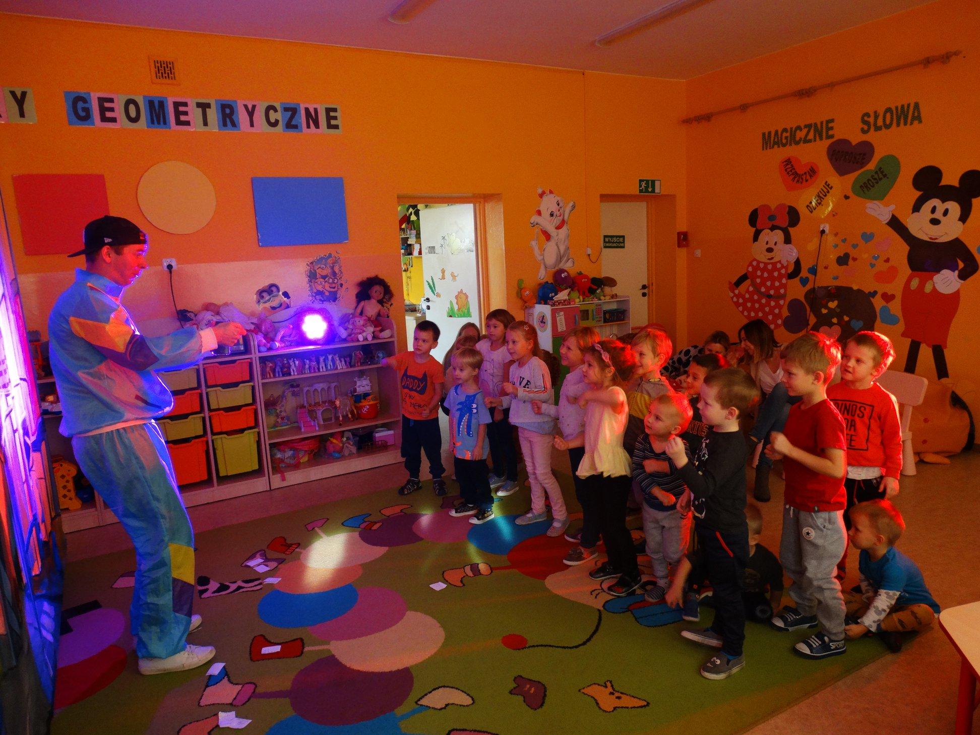 Photo of Spektakl edukacyjno – profilaktyczny dla uczniów z gminy Grabica