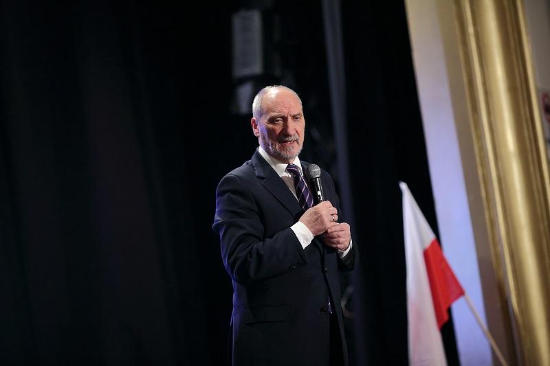 Photo of A.Macierewicz marszałkiem seniorem Sejmu RP