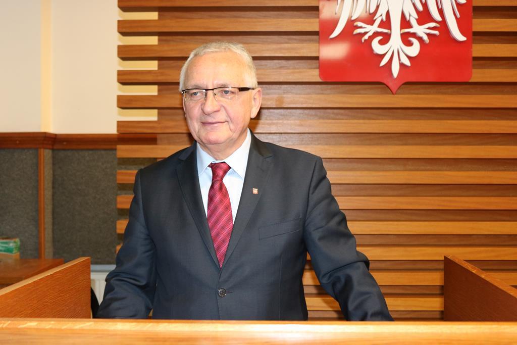 Photo of Jest wniosek o odwołanie M.Błaszczyńskiego z funkcji Przewodniczącego Rady Miasta