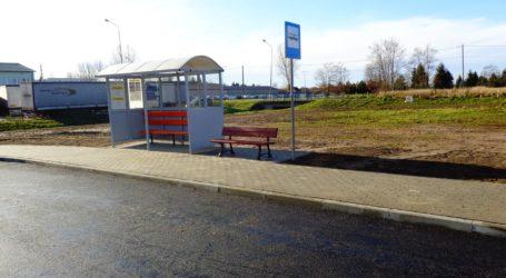 Pętla autobusowa na Dworskiej przebudowana