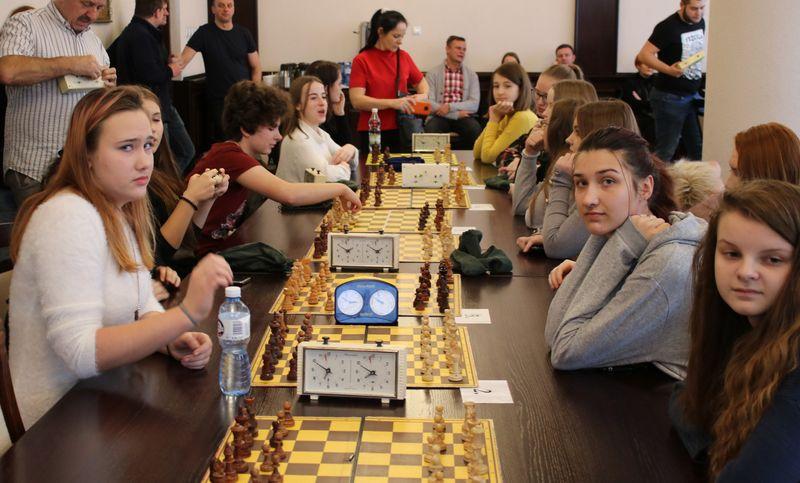 Photo of Szachowy turniej mikołajkowy