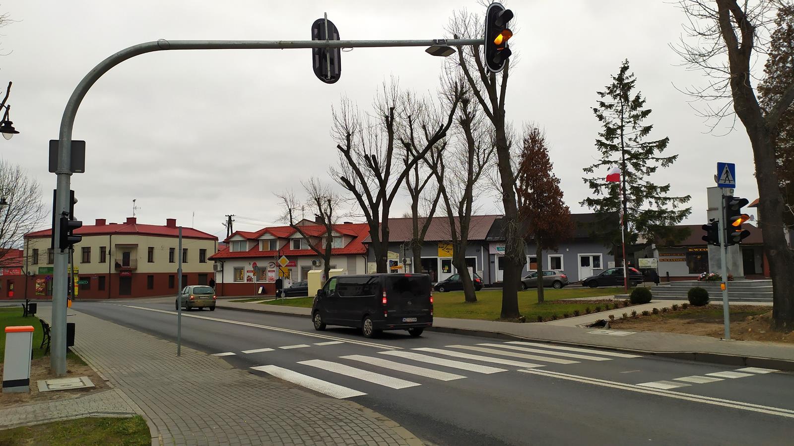 Photo of Zainstalowano sygnalizacje świetlne w Rozprzy i Niechcicach – lokalizacja rodzi kontrowersje