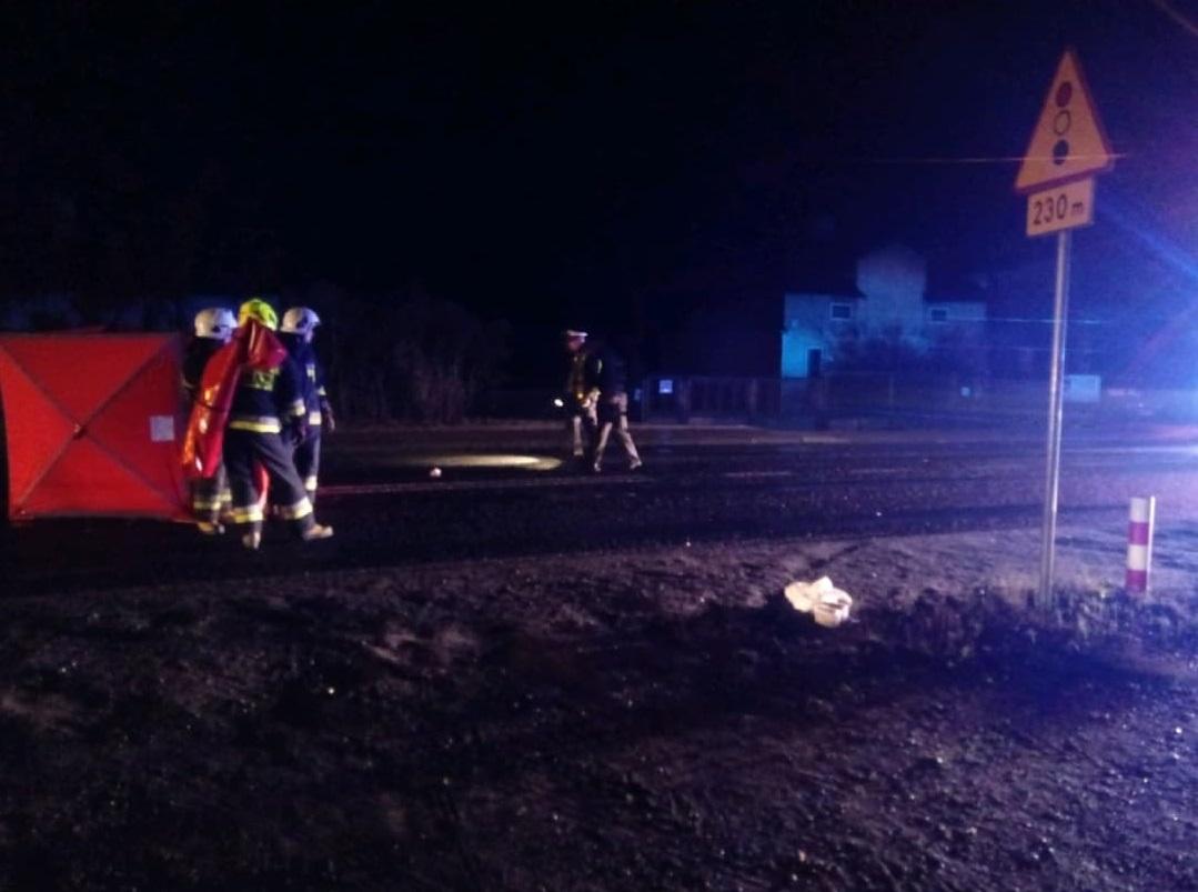 Photo of Tragiczny wypadek na DK12. Nie żyje 58-letnia kobieta