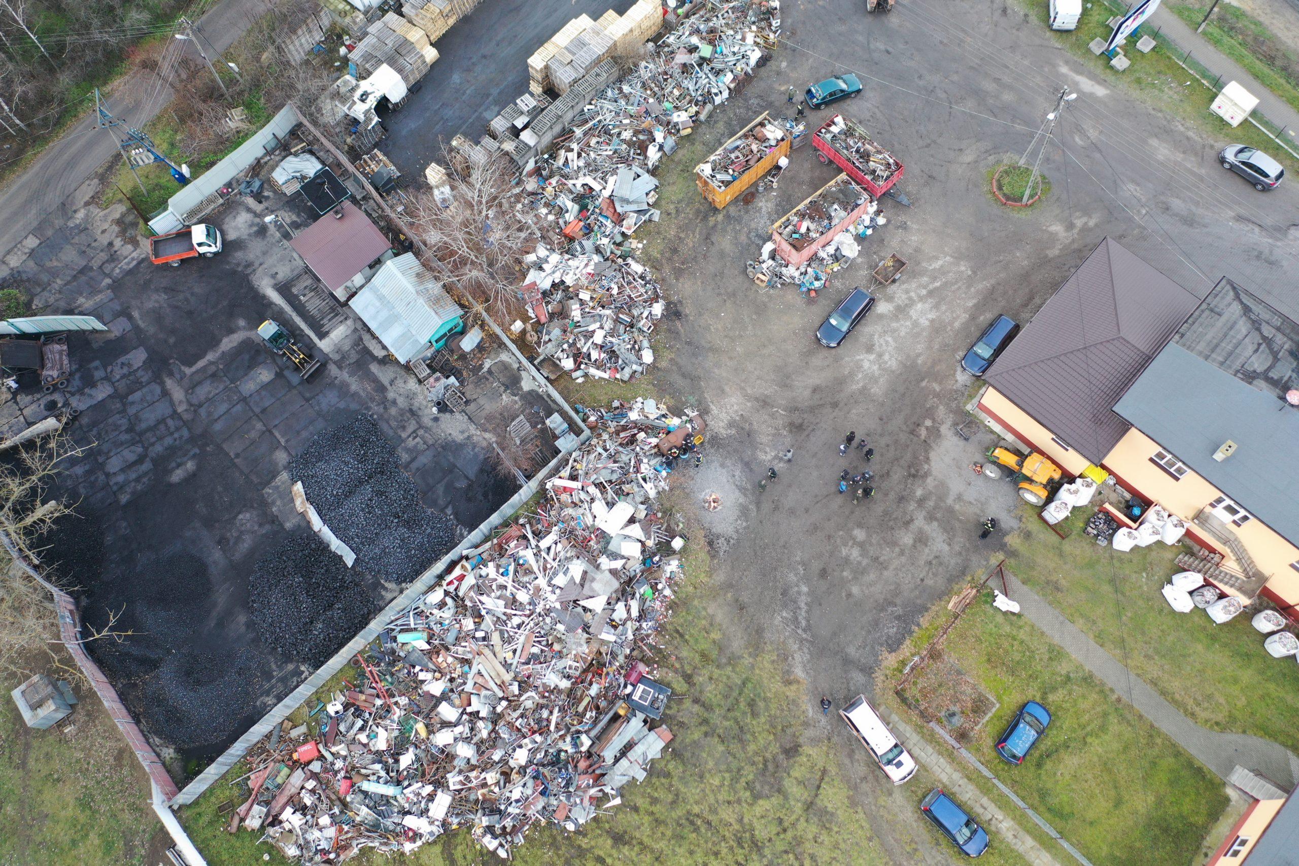Photo of Kilkadziesiąt ton złomu dla małego Krystianka – FOTORELACJA