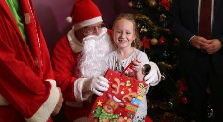 Mikołaj odwiedził dzieci w PCMD – ZOBACZ ZDJĘCIA