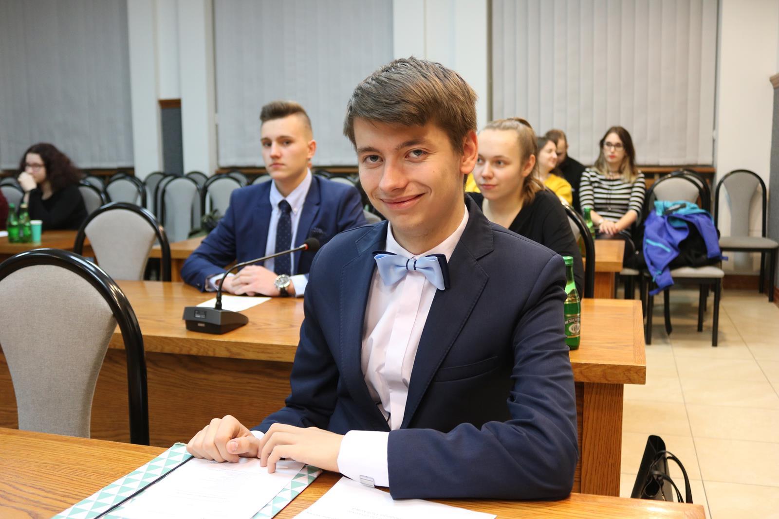 Photo of Za nami I sesja Młodzieżowej Rady Miasta