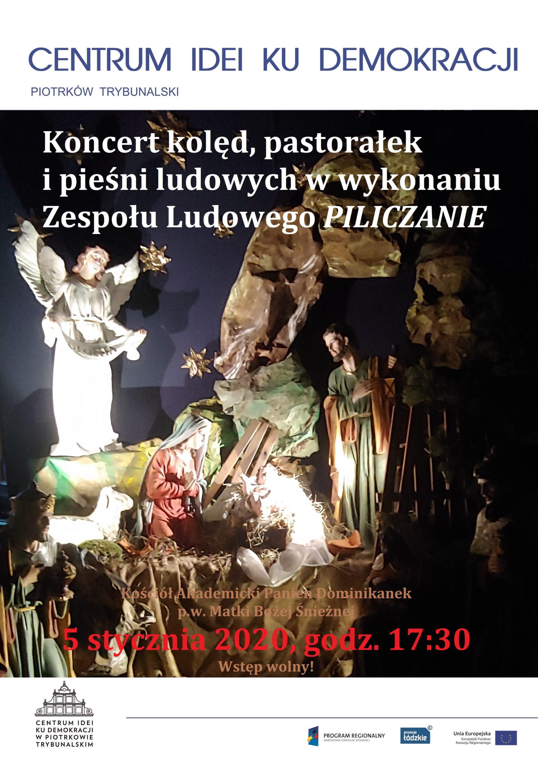 """Photo of """"Piliczanie"""" z Sulejowa ze świątecznym koncertem w Piotrkowie"""
