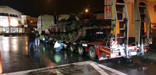 Photo of ITD zatrzymało transport czołgów. Kara dla przewoźnika to 50 tysięcy złotych!