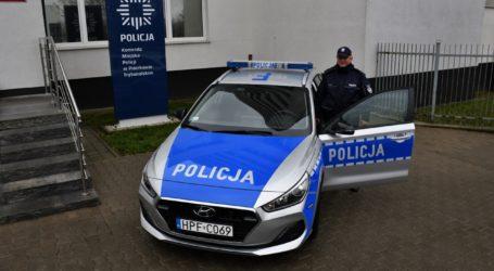 Nowy radiowóz dla piotrkowskiej policji
