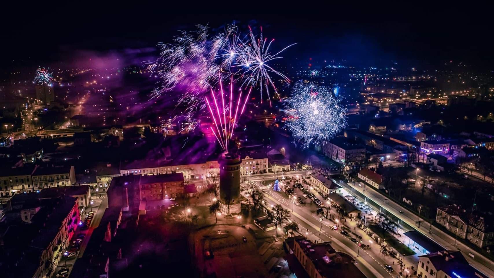 Photo of Będzie pokaz fajerwerków
