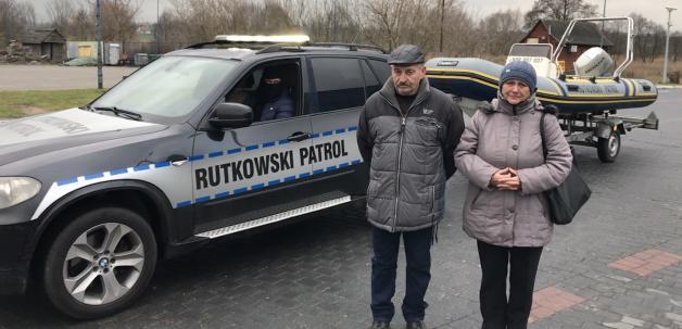 Photo of Krzysztof Rutkowski włącza się w poszukiwania mieszkańca powiatu – wideo
