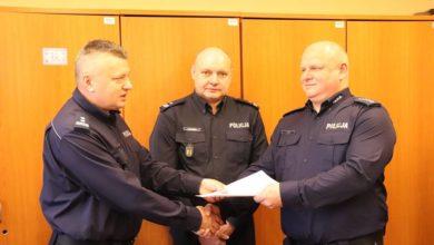 Photo of Gorzkowice: Zmiana na stanowisku komendanta komisariatu policji