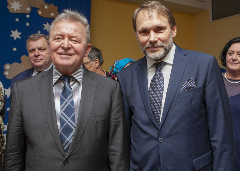 Photo of Spotkanie opłatkowe poselsko-samorządowe
