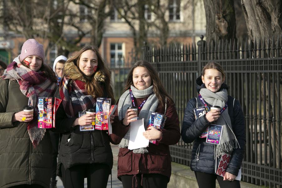Photo of Wolontariusze rozpoczęli zbiórkę