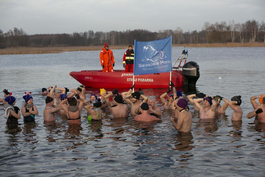 Photo of Wierzejskie morsy na finale  WOŚP