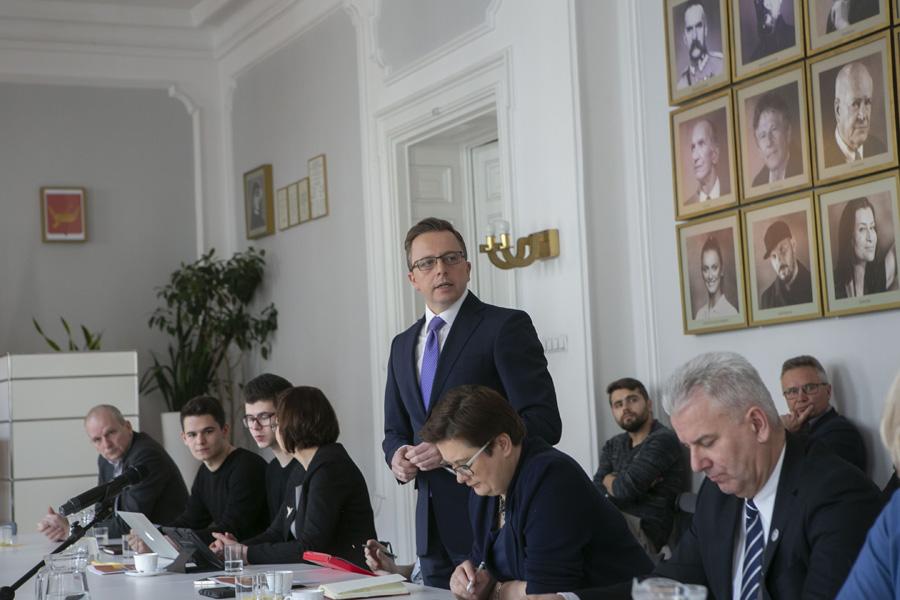 Photo of Obradował Łódzki Zespół Parlamentarny
