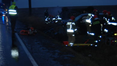 Photo of Zmarł uczestnik wypadku w Longinówce. Kierowca uciekał przed policją – AKTUALIZACJA