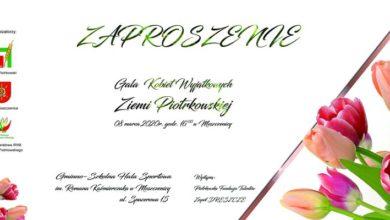 Photo of Gala Kobiet Wyjątkowych Ziemi Piotrkowskiej