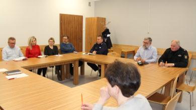 Photo of Grabica: Posiedzenie Zespołu Zarządzania Kryzysowego ws ASF