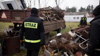 Photo of Blisko 150 tysięcy złotych zebrano podczas strażackiej zbiórki złomu