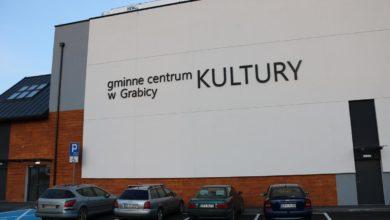 Photo of Gminne Centrum Kultury w Grabicy już działa – ZDJĘCIA,FILMY