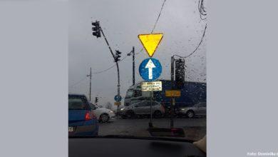 Photo of PGE wyłączyło zasilanie sygnalizacji na skrzyżowaniu A1 z Twardosławicką