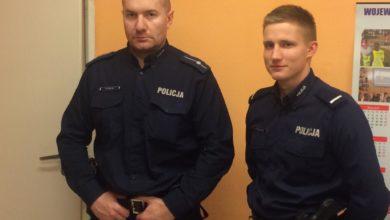 Photo of Policjanci uratowali kolejne życie