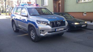 Photo of Piotrkowska policja nadaje przez głośniki komunikat: Zostańcie w domach! – FILM