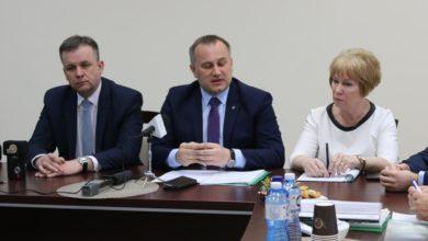 Photo of Wspólna konferencja starosty i prezydenta ws. koronawirusa