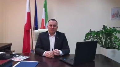 Photo of Oświadczenie starosty w sprawie koronawirusa – WIDEO