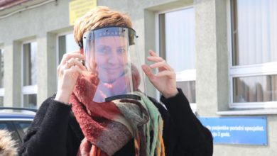Photo of Pierwsze przyłbice trafiły do szpitali – POSŁUCHAJ