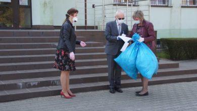 Photo of Gmina Gorzkowice przekazuje maseczki dla swoich mieszkańców