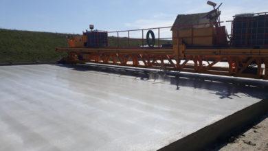 Photo of Ostatnia warstwa betonowej nawierzchni na A1 gotowa