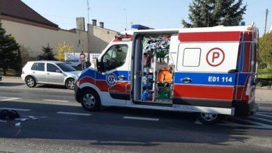 Photo of Wypadek na Koneckiej w Sulejowie. TIR potrącił pieszego [FILM]