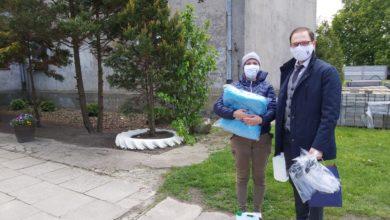 Photo of Starosta wspomógł Centrum Pomocy w Dalkowie