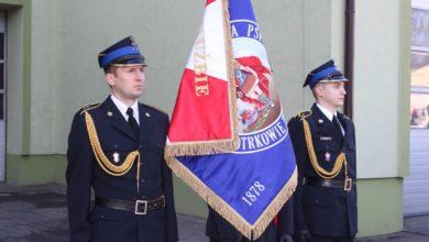 Photo of Uroczysty apel z okazji Dnia Strażaka