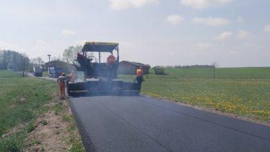 Photo of Po przetargach na drogi powiatowe wyjechali drogowcy