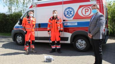 Photo of Ratownicy z Grabicy otrzymali ozonator