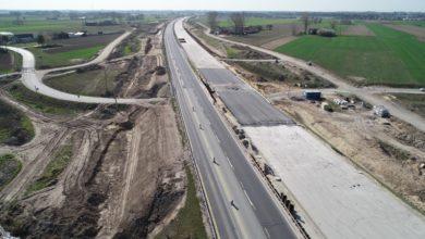 Photo of Zmiana organizacji ruchu na budowie A1