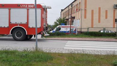 Photo of Wyciek gazu w budynku MOPS w Sulejowie