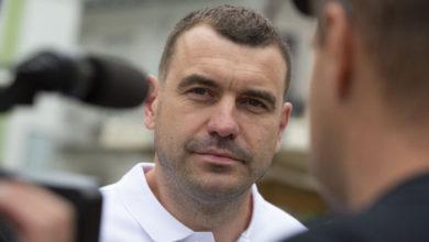 Photo of Bartosz Jurecki w sztabie szkoleniowym kadry A!