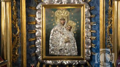 Photo of Dziś koronacja obrazu Matki Bożej Śnieżnej w Piotrkowie Trybunalskim