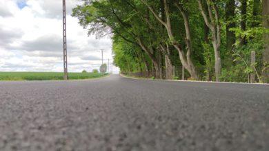Photo of Droga z Lubiatowa do Będkowa z nową nakładką