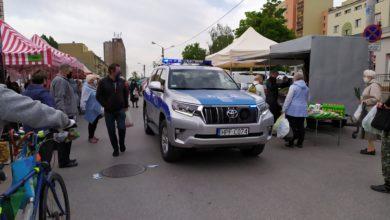 Photo of Policja kolejny raz ostrzega – tym razem na targowiskach [WIDEO]