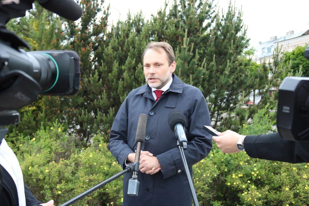 G.Lorek: Udało się pozyskać 2,5 miliona na remont Rakowskiej